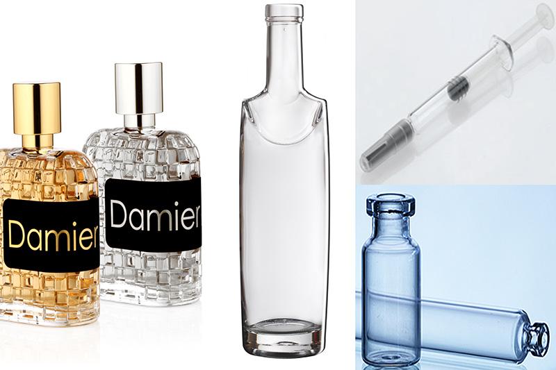 glasflaskor till salu